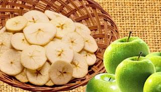 Resep Dan Cara Membuat Keripik Apel Manis Dan Renyah