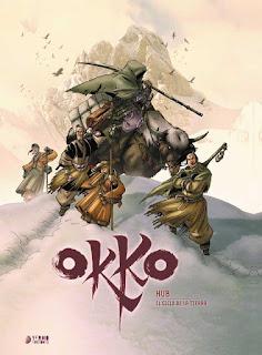Okko 2: El ciclo de la Tierra