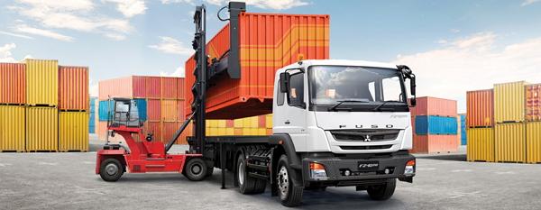 mitsubishi Tractor head fz 4028 4x2 bandung terbaru