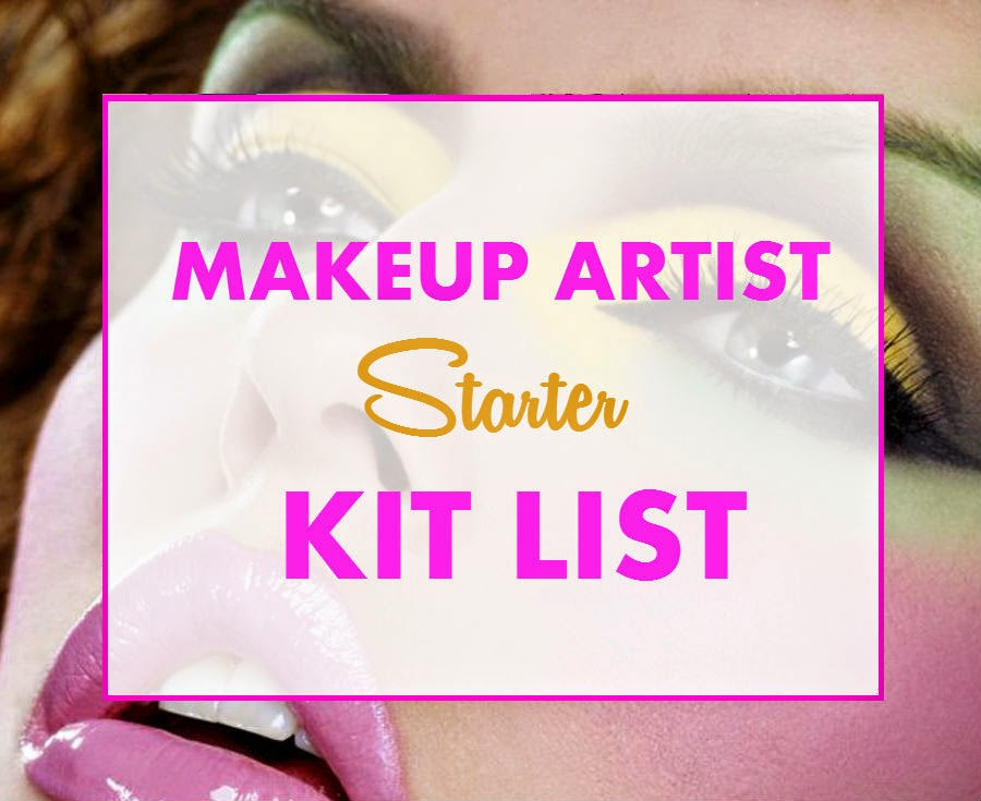 Becoming a Makeup Artist Makeup Artist Starter