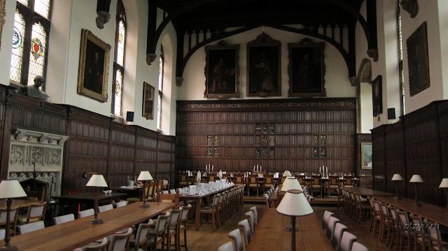 Краткая история Оксфордского университета