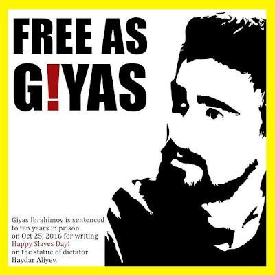 Anarşist Tutsak Qiyas İbrahimov'a 10 Yıl Hapis Cezası