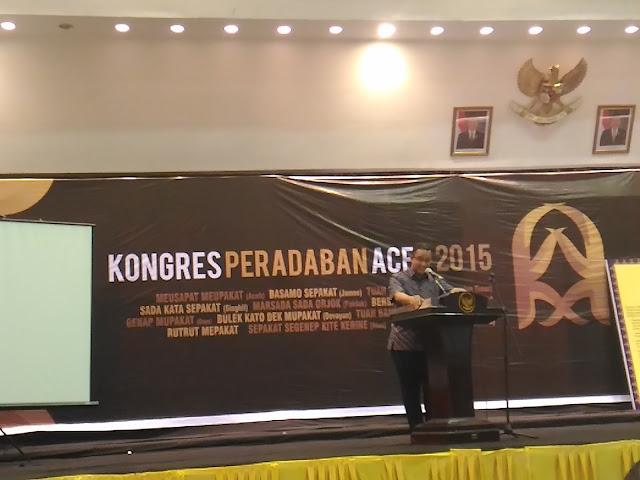 Bahasa Indonesia Serap 200 Kosakata Bahasa Lokal di Aceh