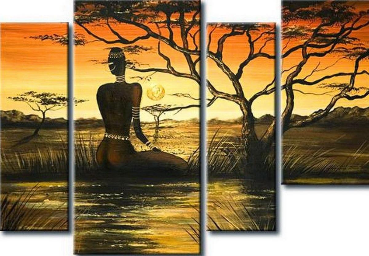 Cuadros modernos pinturas y dibujos paisajes para pintar al leo para principiantes - Cuadros modernos para pintar ...