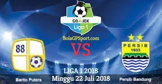 Jacksen Prediksi Barito Putera vs Persib Bandung Bakal Menarik