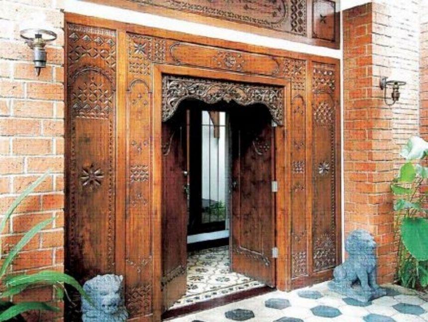pintu kupu tarung klasik 3