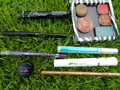Moden Makeup Weekly Challenge 1 - Eye Products - www.modenmakeup.com