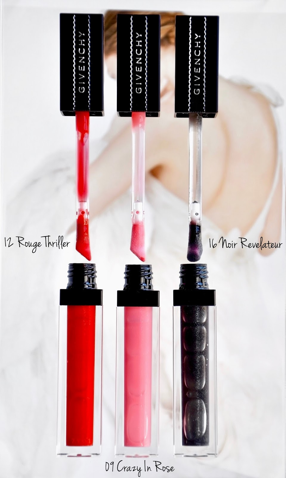 Givenchy Gloss Interdit Vinyl 12 Rouge Thriller Review