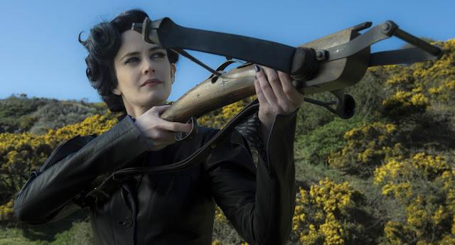 O Lar das Crianças Peculiares | Eva Green e Asa Butterfield no seegundo trailer da adaptação de Tim Burton