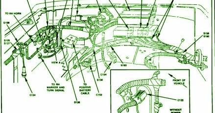 FORD Fuse Box Diagram: Fuse Box Ford 1989 Ranger Two Wheel
