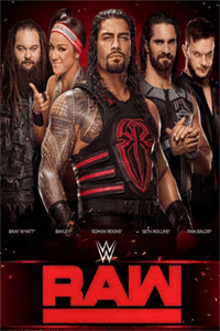 WWE Monday Night Raw 06 August 2018 [480p] Download