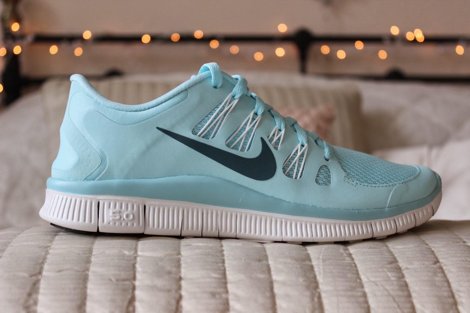e2618c142a5f Nike Free Tiffany (ish) Blue