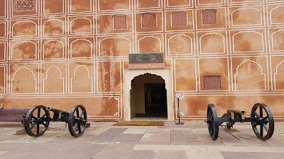 Jaipur, la città rosa