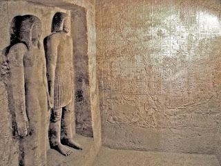 مقابر فريزر بجبانة طهنا الجبل 10