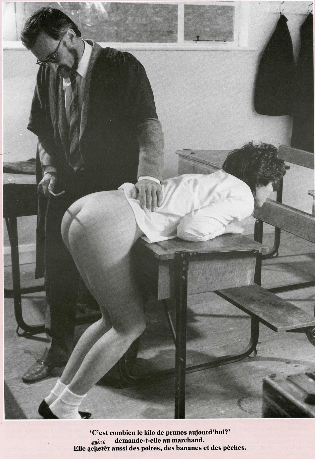 Caning therapy