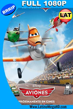 Aviones (2013) Latino Full HD 1080P ()