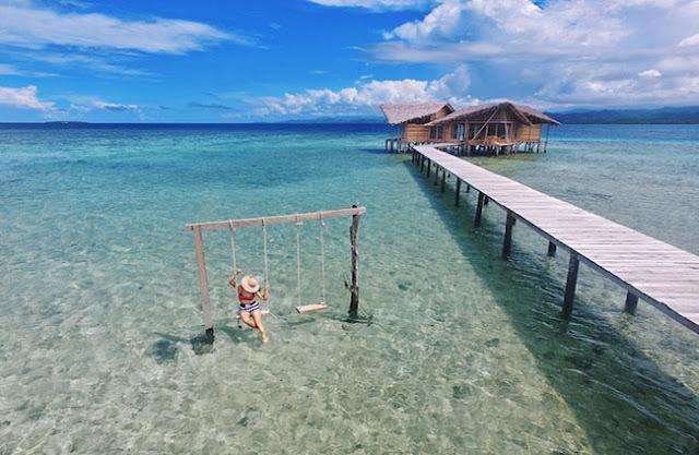 Ayunan Cinta Pulau Cinta Gorontalo