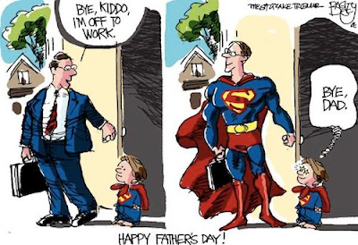 What's the deal with Father's Day?