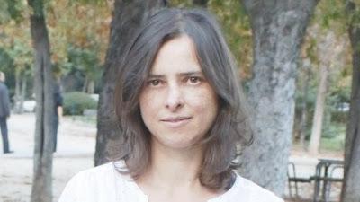 """Yanet Acosta: """"En la novela negra clásica se bebe más que se come"""""""