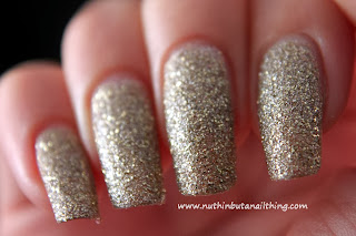 Barry M Royal Glitter Collection Majesty