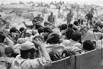 Israel libera documentos da Guerra dos Seis Dias