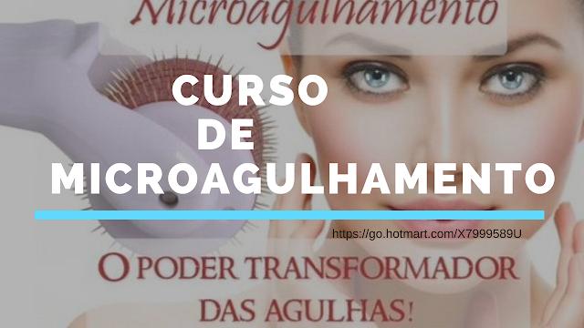 CURSO DE MICROAGULHAMENTO