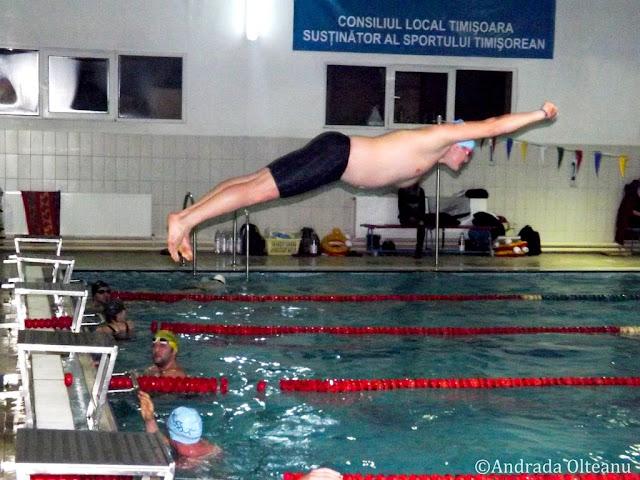 Competiţia de înot 24h AquaMASTERS 2016. Comunicat de presă. Florin Chindea, maseur oficial al evenimentului alături de echipa de Masaj în Timişoara