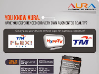 You Know AURA. Have You Experienced Our Very Own Augmented Reality?