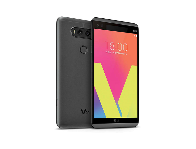 LG V20 Now Official, A Rugged Nougat Flagship With Dual Back Cameras And Quad DAC!