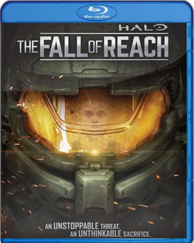 Halo: The Fall of Reach – The Animated Series [BD25] [2015] [Latino]