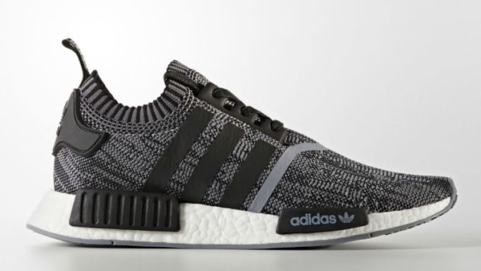 ... be a hit as the famous shoe brand in the Philippines release a new one  called NMD R1 Primeknit sporting a core black and footwear white finish.