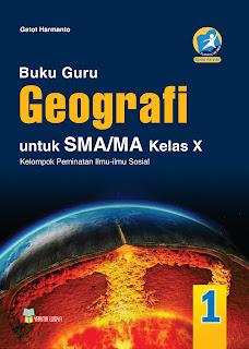 BUKU PAKET GEOGRAFI KELAS X XI XII KURIKULUM 2013 REVISI ...