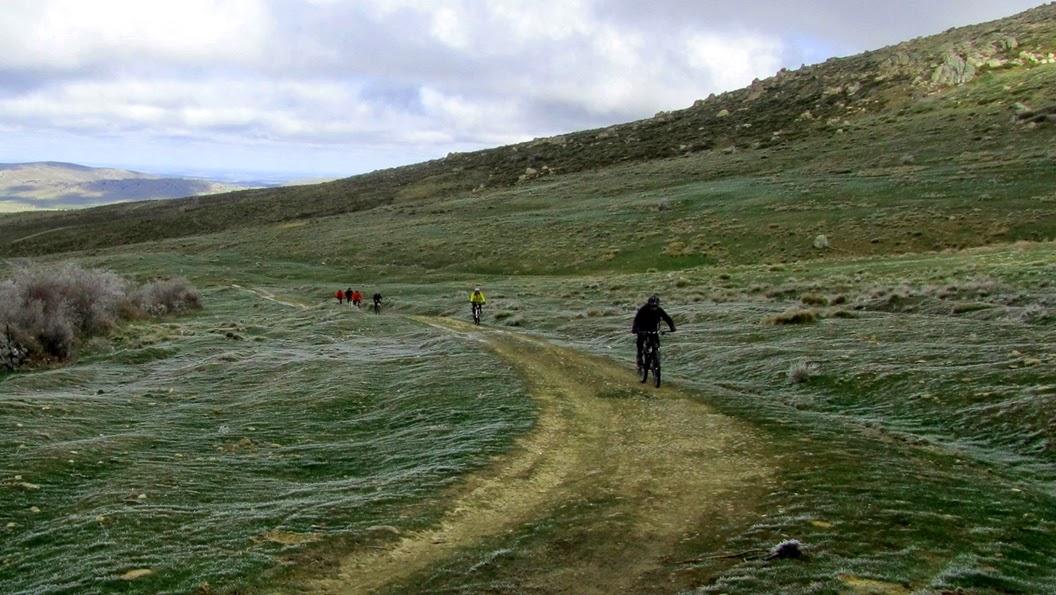 MTB Camino de Peguerinos a La Cepeda
