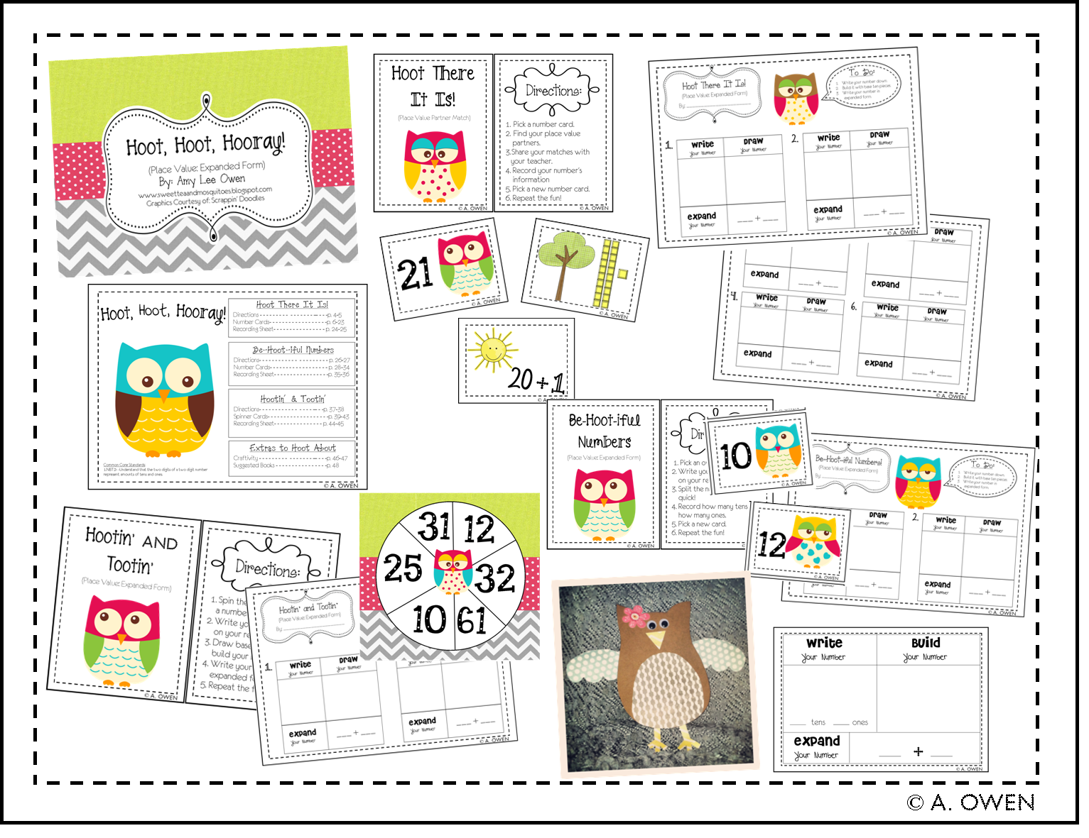 Double Trouble Worksheets