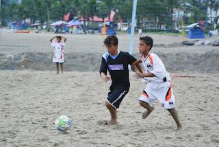 Torneio de Beach Soccer em Bertioga