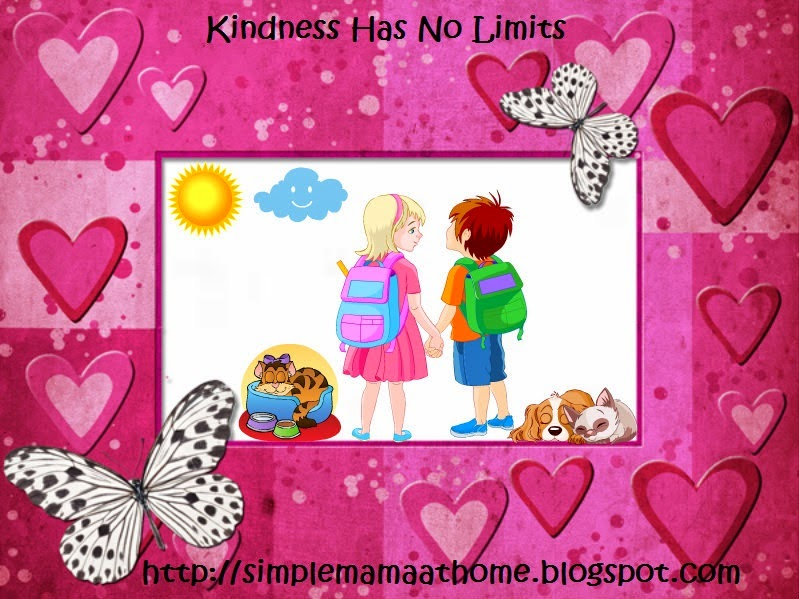 Kindness Has No Limits