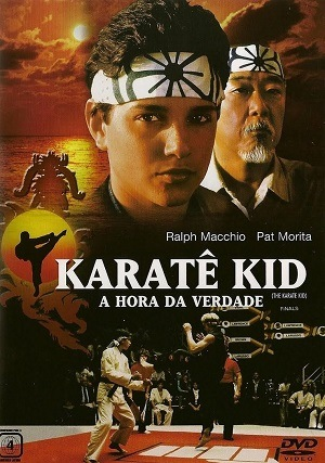 Karatê Kid - A Hora da Verdade BluRay Filmes Torrent Download capa