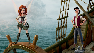 Pirate Fairy Disney movies