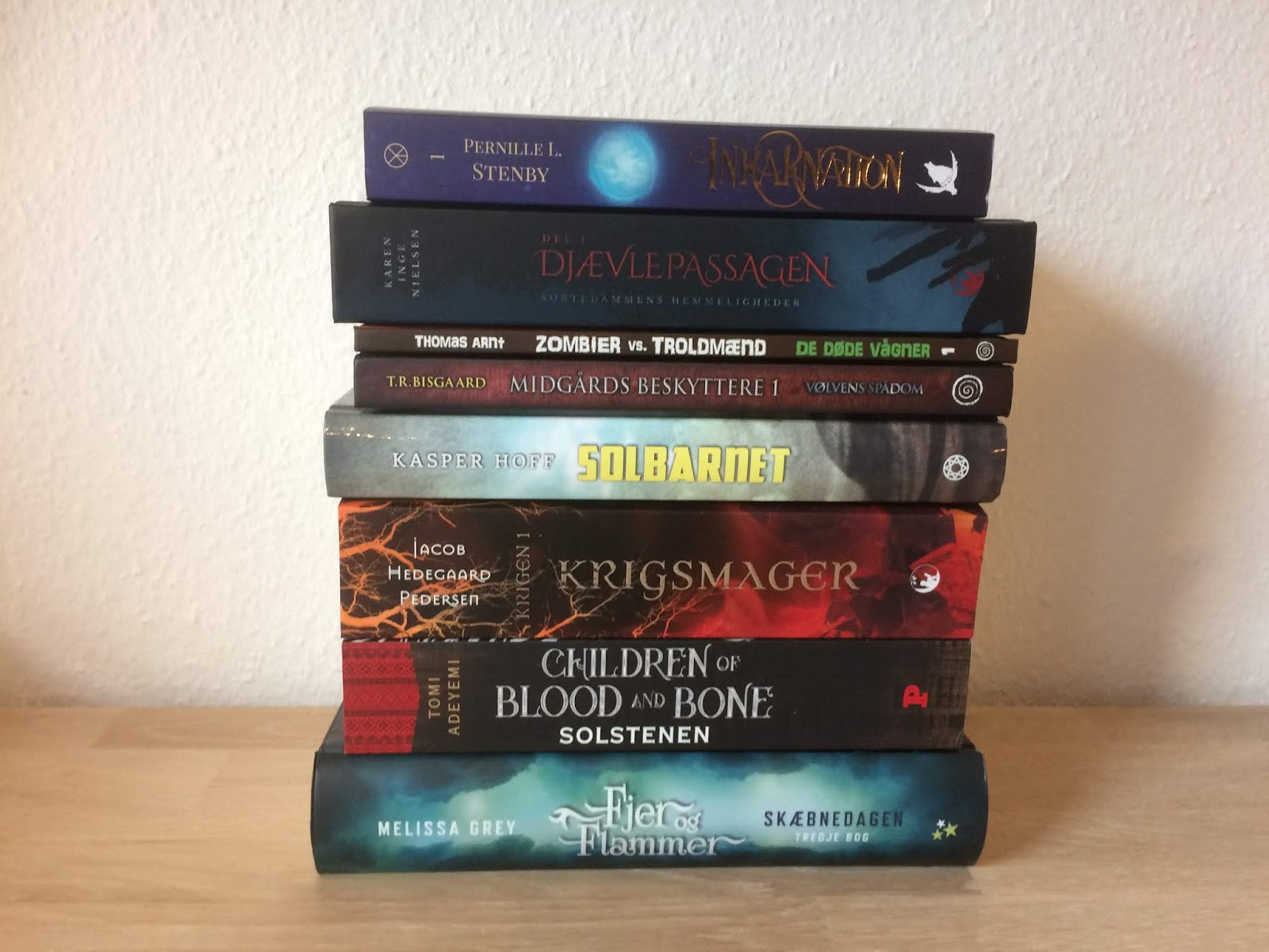 Læsehest med fantasy: The One Readathon To Rule Them All #2