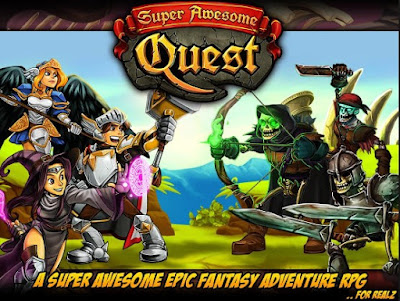 Super Awesome quest for android