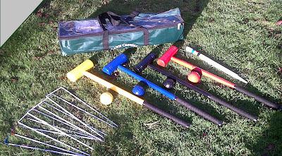 Review: Lawn croquet set