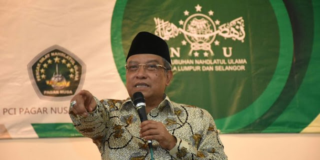 Said Aqil: Bukan presiden sekarang yang bagi tanah ke asing