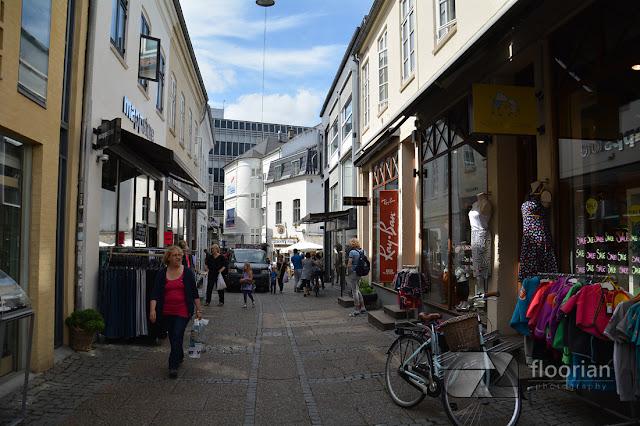 Stare miasto i nabrzeże Aarhus - Top atrakcje turystyczne w Aarhus w Danii w Jutlandii. Co warto zobaczyć w Danii