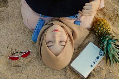 Esensi Hijab dan Fashion dalam sebuah kombinasi