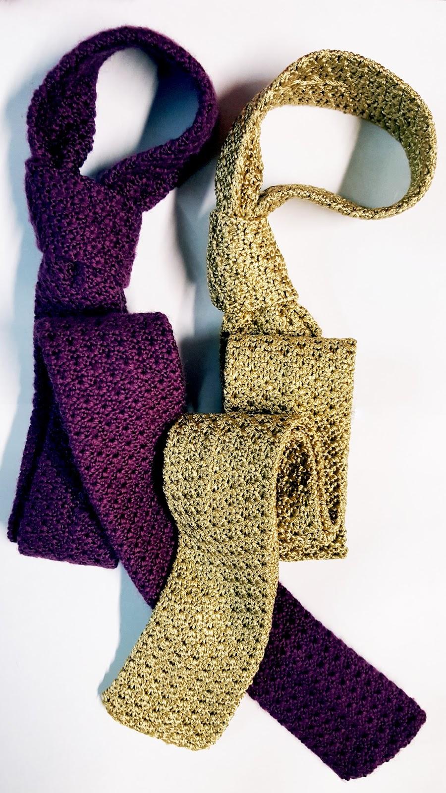 Fantastic Häkeln Krawatte Muster Frei Pictures - Decke Stricken ...