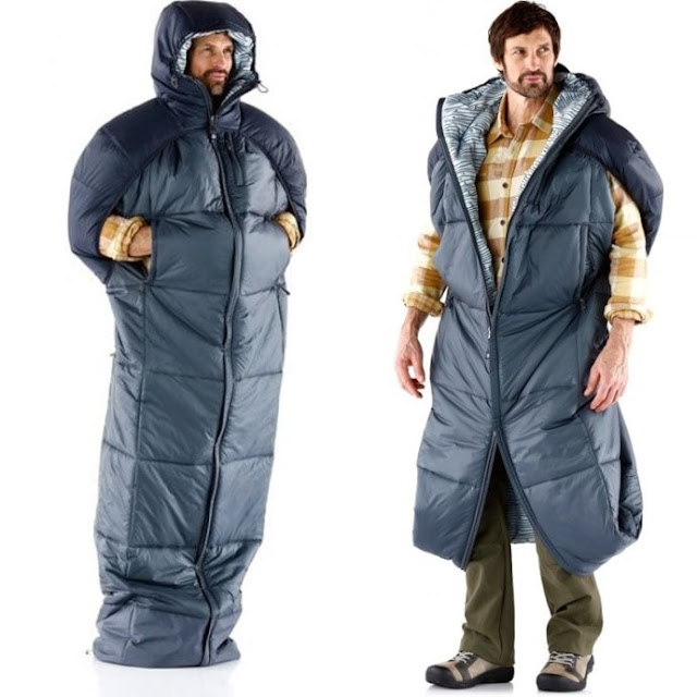 Camping gear for everyone who doesn't like winter camping