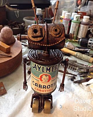 Robots by Robin Davis Studio
