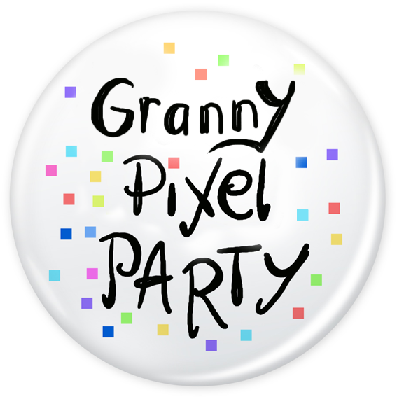 Granny Pixel Party