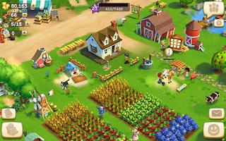 Download FarmVille 2 Country Escape Mod Apk unlocked