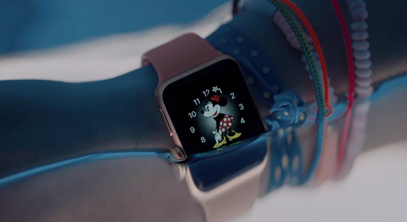Pubblicità Apple Watch serie 2 con ragazzi che fanno sport con Foto - Modella e modello